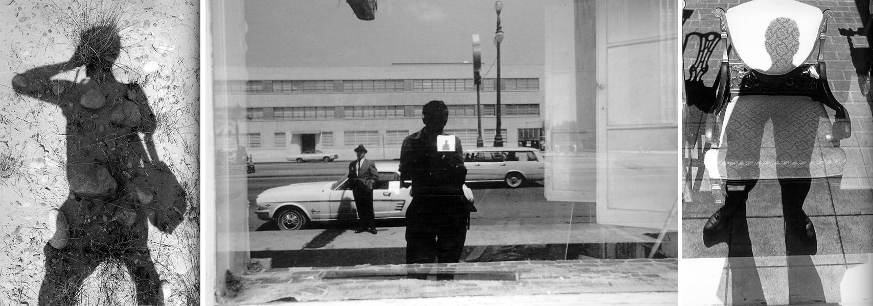 w24 Lee Friedlander 60s self portrait iFocus.gr