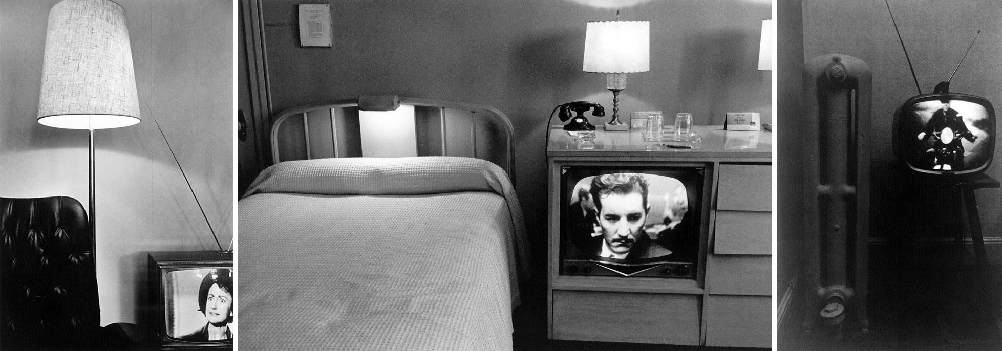w36 Lee Friedlander TV iFocus.gr