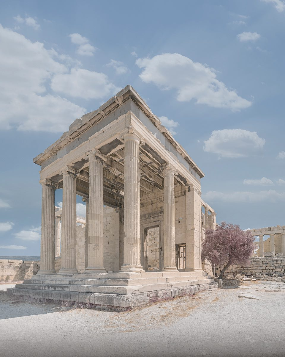 Greece Erechtheion Acropolis Greece John Kosmopoulos iFocus